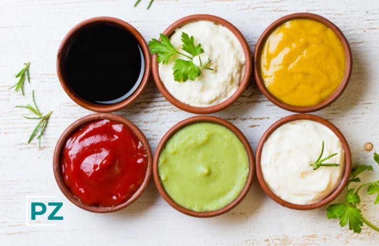 ¿Puedo añadir salsas a cosas saludables que no me gustan?