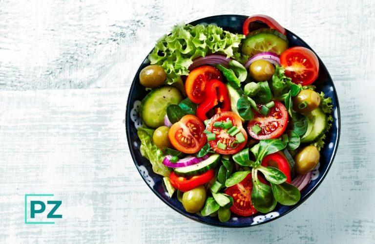 Por qué es necesario meter variedad en la verdura.