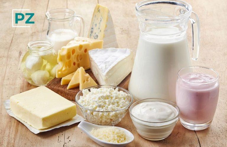 ¿Son inflamatorios los lácteos?